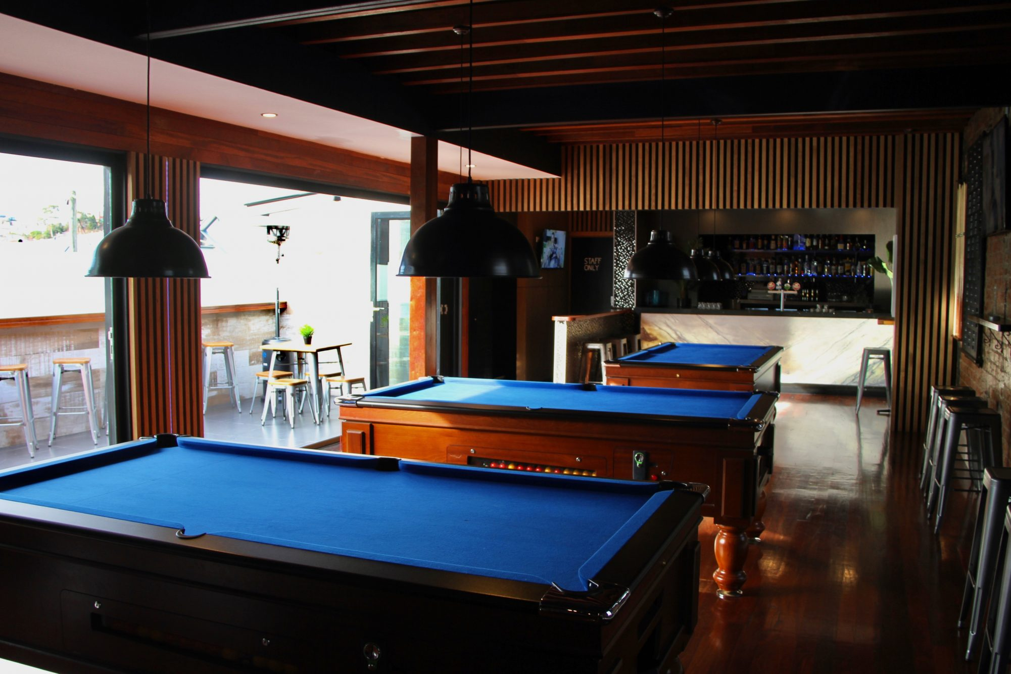 The Cricketers Arms Hotel Richmond Billiards Pool Room